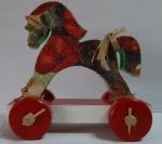 Лошадка сувенирная